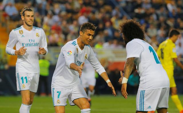 Con trai Zidane ra mắt khi Real Madrid về hạng ba La Liga - Ảnh 2.