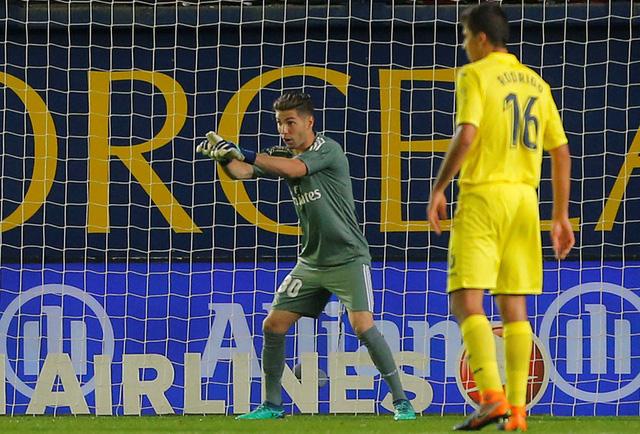 Con trai Zidane ra mắt khi Real Madrid về hạng ba La Liga - Ảnh 1.