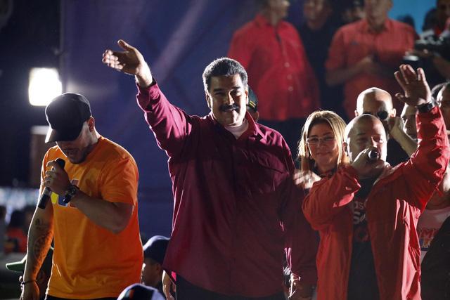 EU đòi Venezuela bầu cử lại, đe dọa trừng phạt thêm - Ảnh 1.