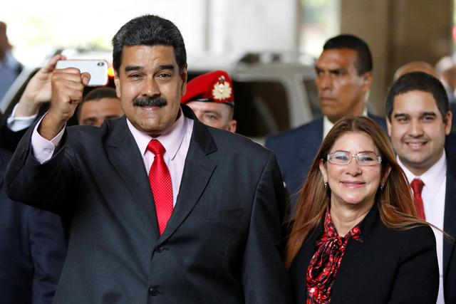 Đáp trả trừng phạt, Venezuela trục xuất đặc sứ Mỹ - Ảnh 1.