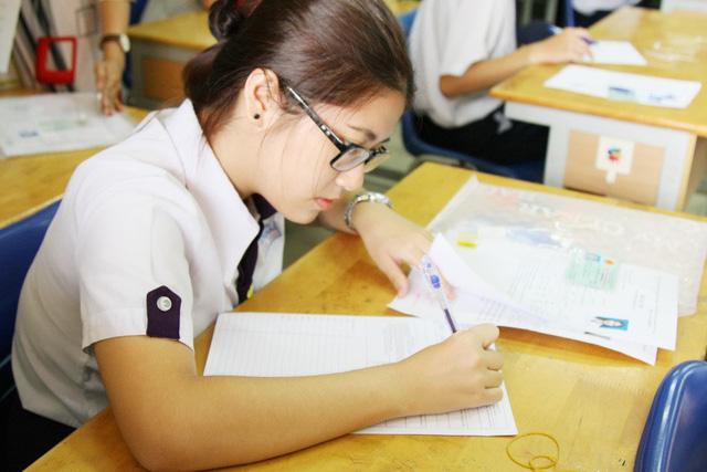ĐH Sư phạm TP.HCM tuyển thẳng học sinh giỏi trường chuyên - Ảnh 1.