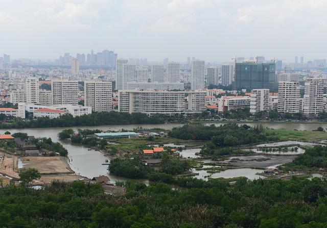 Bán đấu giá 200 căn hộ chung cư tái định cư Phú Mỹ, quận 7 - Ảnh 1.
