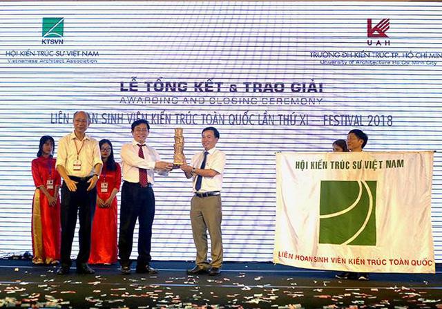 Duy Tân đạt nhiều giải tại Festival Kiến trúc 2018 - Ảnh 3.