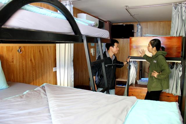 Du lịch ngủ dorm kiểu Tây balô hấp dẫn giới trẻ Việt - Ảnh 1.