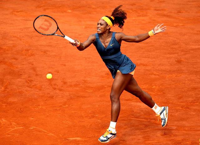 Giải quần vợt Pháp mở rộng chờ nữ hoàng Serena trở lại - Ảnh 1.