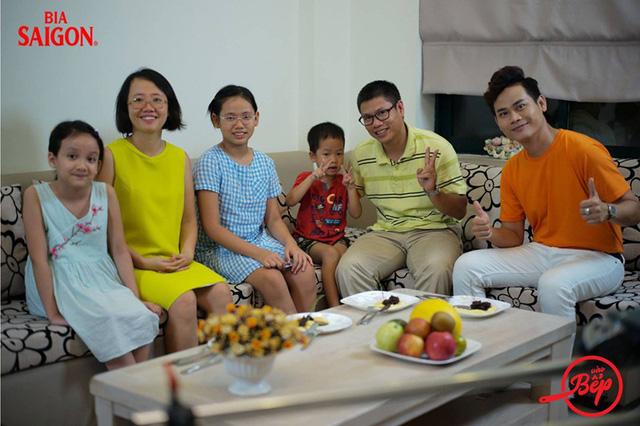 """Chương trình """"Vào Bếp Khó Gì"""" dành cho cả gia đình - Ảnh 1."""