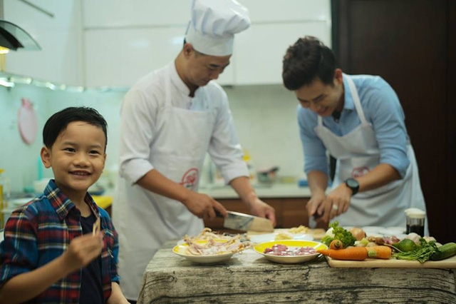 """Chương trình """"Vào Bếp Khó Gì"""" dành cho cả gia đình - Ảnh 4."""