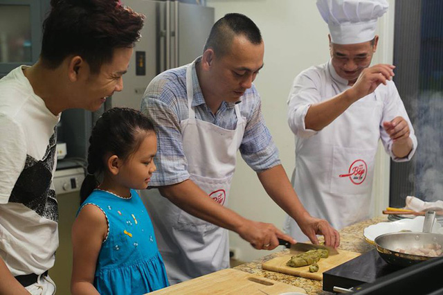 """Chương trình """"Vào Bếp Khó Gì"""" dành cho cả gia đình - Ảnh 5."""