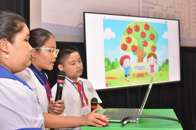 Google đem 10.000 giờ lập trình miễn phí cho trẻ em Việt Nam - Ảnh 1.