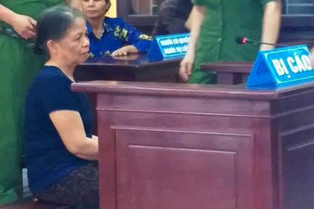 Bà làm chết cháu ở Thanh Hóa lãnh án 13 năm tù - Ảnh 1.