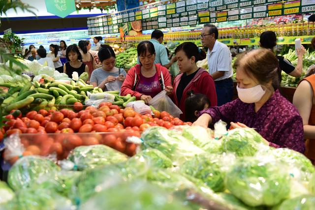 Các siêu thị Việt quyết tâm đi theo tiêu chí