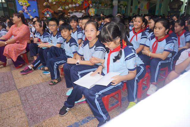 Tuyển sinh đầu cấp các trường nổi tiếng ở quận 5 - Ảnh 1.