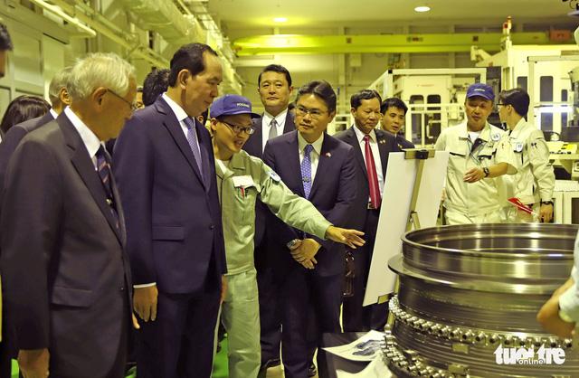 Công ty Nhật đánh giá cao kỹ sư Việt Nam - Ảnh 1.