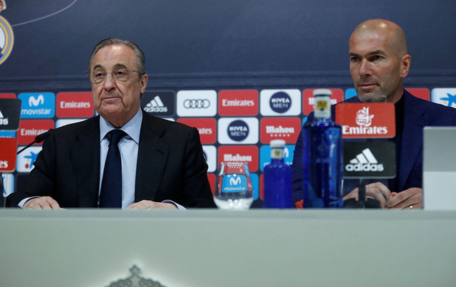 Zidane rời Real Madrid vì không còn cảm giác có thể chiến thắng - Ảnh 1.