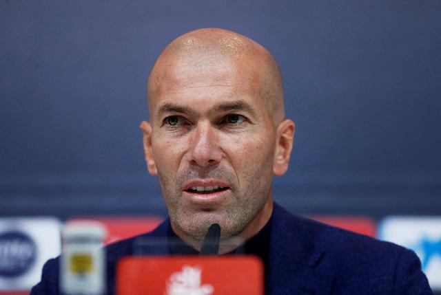 Zidane rời Real Madrid vì không còn cảm giác có thể chiến thắng - Ảnh 2.