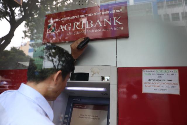 Agribank đã hoàn tiền cho tất cả các chủ thẻ ATM bị hacker rút trộm