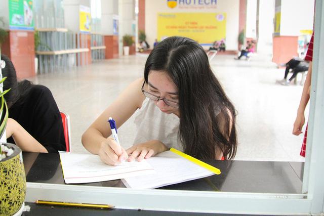 Những lưu ý khi xét tuyển học bạ vào Đại học năm 2018 - Ảnh 2.