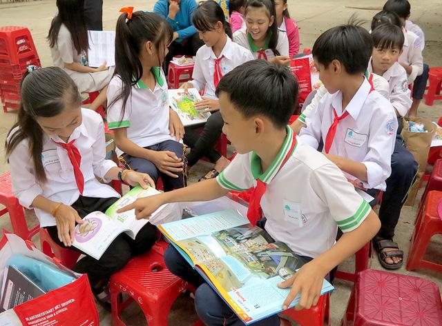 Dành 1 hoặc 2 tiết chính khóa cho học sinh đọc sách, tại sao không? - Ảnh 1.