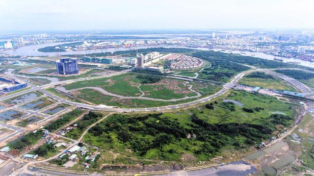 Ông Tất Thành Cang có liên quan đến vụ chuyển nhượng đất ở Tân Thuận - Ảnh 1.