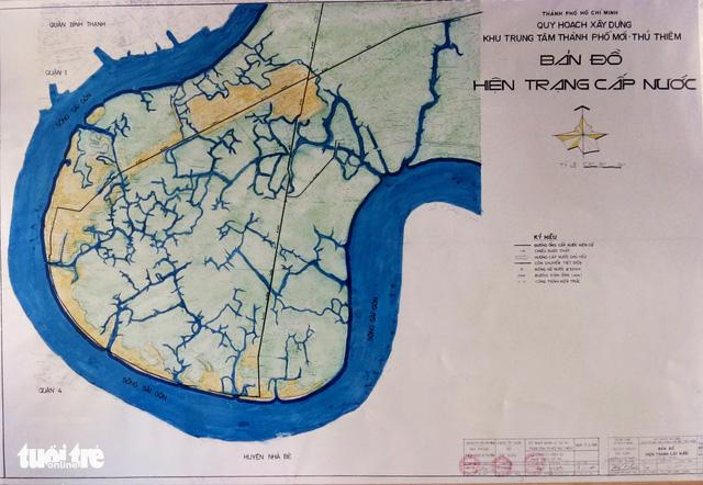 Ông Võ Viết Thanh công bố 13 bản đồ quy hoạch Thủ Thiêm 1/5000 - Ảnh 12.