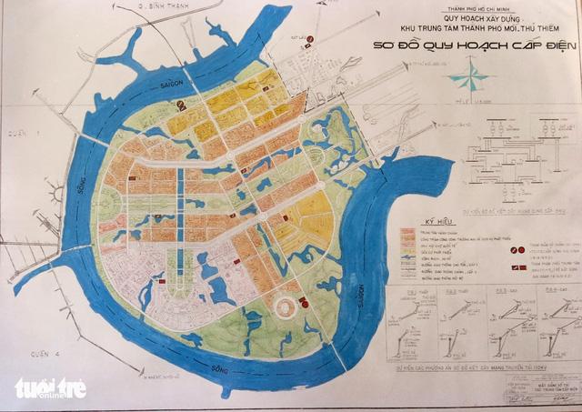 Ông Võ Viết Thanh công bố 13 bản đồ quy hoạch Thủ Thiêm 1/5000 - Ảnh 7.