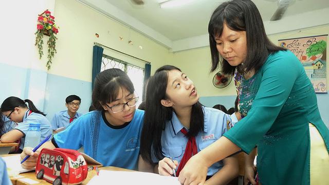 Tuyển sinh lớp 10 tại TP.HCM:  Nhiều học sinh đổi nguyện vọng - Ảnh 1.
