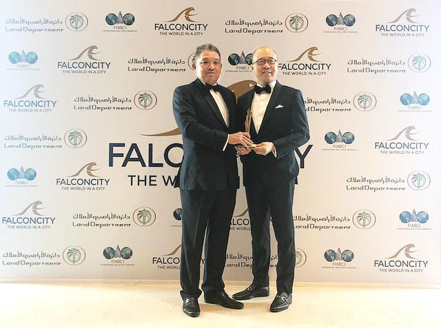 Gamuda City nhận giải thưởng FIABCI World Prix d'Excellence - Ảnh 2.