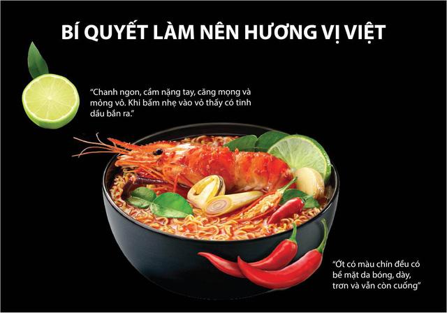 Bí quyết tạo nên hương vị chua cay Việt - Ảnh 1.