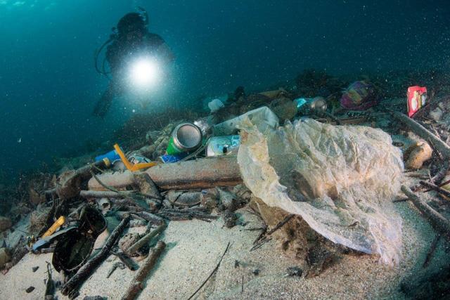 Phía sau thiên đường du lịch là... rác nhựa - Ảnh 2.