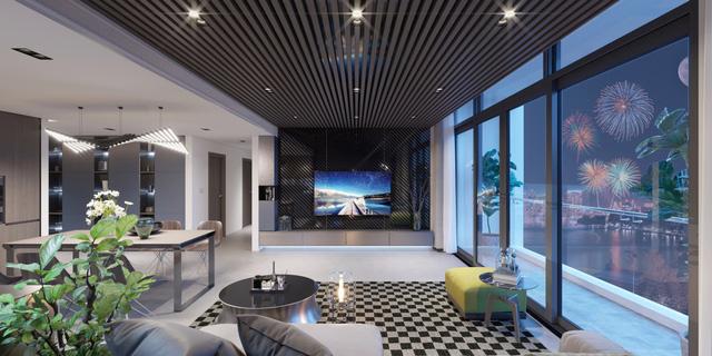 Xu hướng nội thất thượng lưu trong căn hộ ở Hà Nội  - Ảnh 1.
