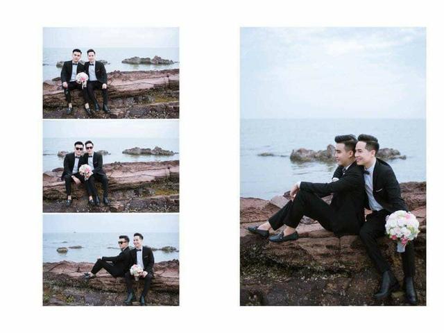 Đám cưới đồng tính đầu tiên tại Hải Phòng - Ảnh 1.