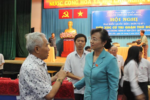 Hủy hợp đồng bán đất ở Phước Kiển không thiệt hại kinh tế nào - Ảnh 1.