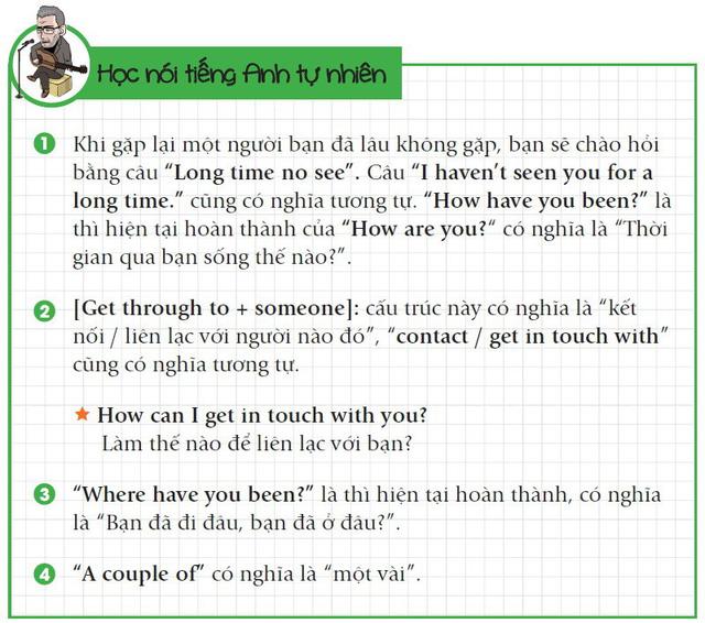Học tiếng Anh qua ca khúc Crazy Love - Ảnh 2.