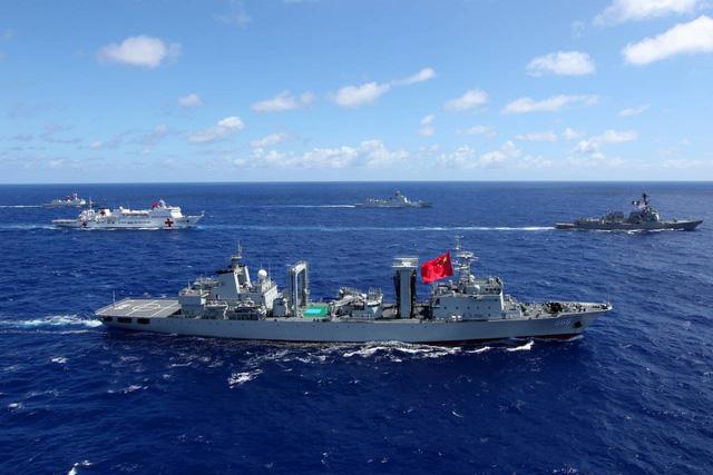Bắc Kinh bất ngờ 'xuống nước' đề nghị giao lưu quân sự với Mỹ - Ảnh 1.