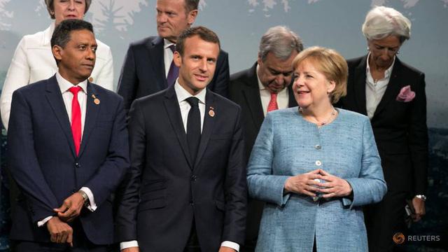 Hội nghị G7 đồng ý chống chủ nghĩa bảo hộ - Ảnh 1.