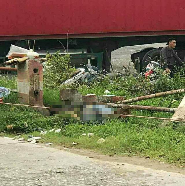 Nghi án tài xế bị giết hại, cướp ôtô tại Hải Dương - Ảnh 1.
