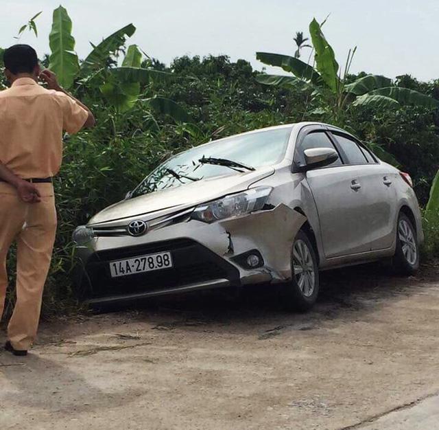 Nghi án tài xế bị giết hại, cướp ôtô tại Hải Dương - Ảnh 2.