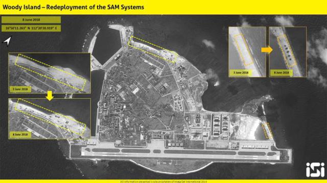 Việt Nam lên tiếng việc tên lửa Trung Quốc tái xuất ở Hoàng Sa - Ảnh 1.