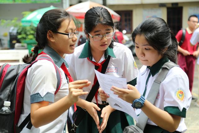 Ngày 12-6: công bố điểm thi và điểm chuẩn lớp 10 Trường Phổ thông năng khiếu - Ảnh 1.
