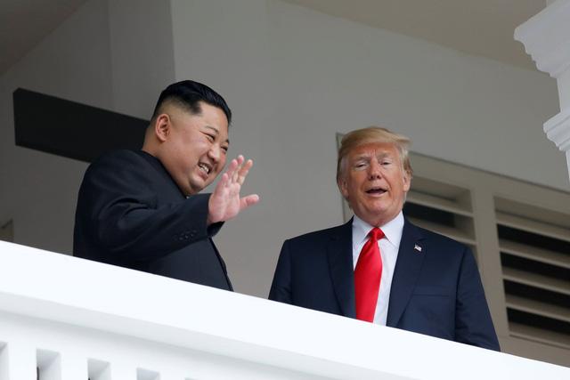 Tổng thống Donald Trump: Rất, rất tốt. Một mối quan hệ xuất sắc! - Ảnh 1.