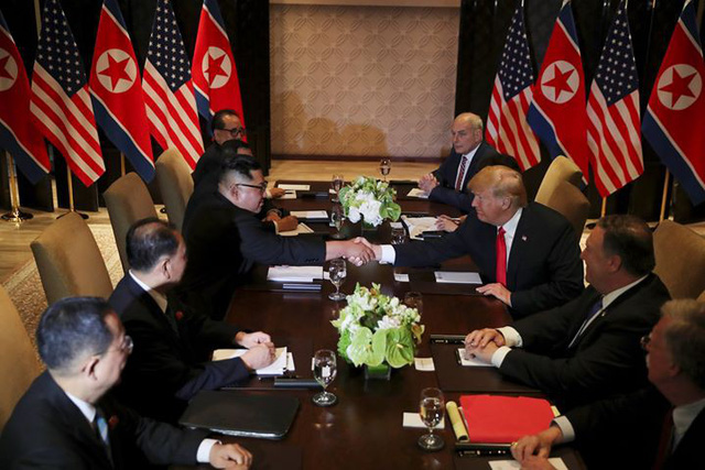 Tổng thống Donald Trump: Rất, rất tốt. Một mối quan hệ xuất sắc! - Ảnh 3.