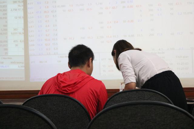 VN Index đo sàn, chứng khoán bốc hơi 3,6 tỉ USD - Ảnh 1.
