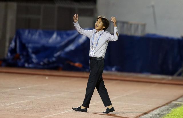HLV Miura cùng CLB TP.HCM không thắng trận thứ 8 liên tục - Ảnh 3.