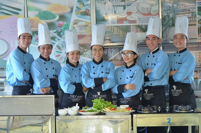 9 lợi ích khi học tại Trung cấp Việt Giao - Ảnh 2.