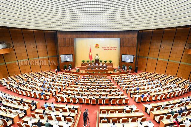 86,86% đại biểu Quốc hội tán thành thông qua Luật An ninh mạng - Ảnh 3.