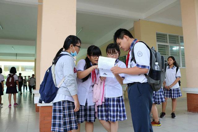Tuyển sinh lớp 10 Hà Nội: Bỏ cộng điểm thi nghề phổ thông - Ảnh 1.
