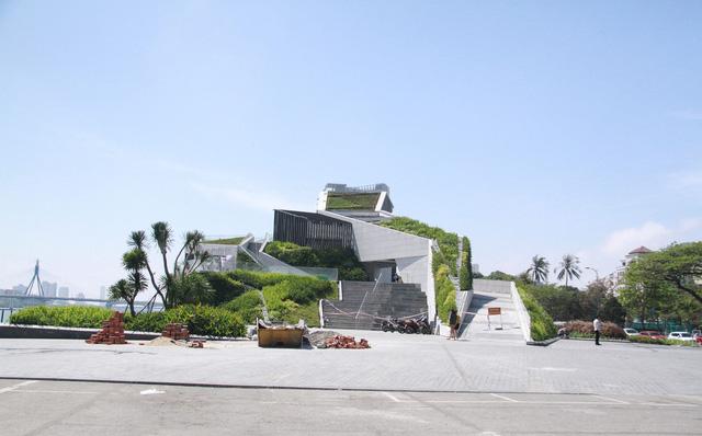 Đà Nẵng xem xét thu hồi dự án nhà hàng bến du thuyền của Vũ nhôm - Ảnh 2.