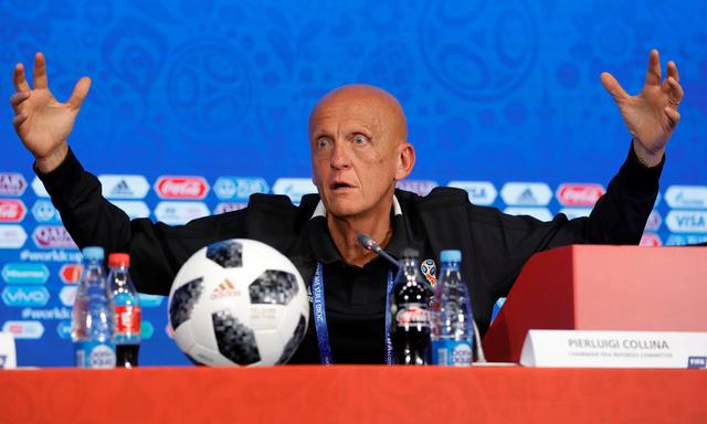 Trợ lý trọng tài sẽ không bắt việt vị tại World Cup - Ảnh 3.