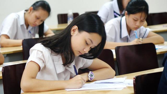 Trường trung học thực hành công bố điểm thi lớp 10 - Ảnh 1.