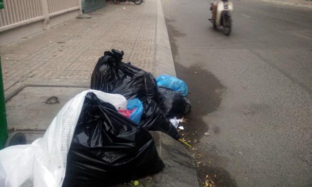 Xử lý tình trạng xả rác 175 tuyến đường để giảm ngập - Ảnh 2.